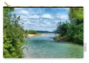 Elk River- Elk Rapids Michigan Carry-all Pouch