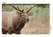 Elk Staring Carry-all Pouch