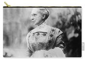 Ella Flagg Young (1845-1918) Carry-all Pouch