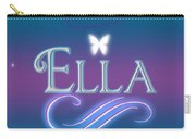 Ella Name Art Carry-all Pouch