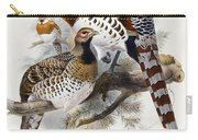 Elliot's Pheasant Carry-all Pouch by Joseph Wolf