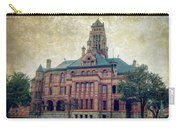 Ellis County Courthouse Carry-all Pouch