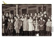 Ellis Island, C1908 Carry-all Pouch