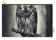 Elusive Owl Carry-all Pouch