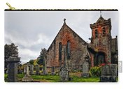 Elvanfoot Parish Church Carry-all Pouch by Marcia Colelli