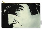 Elvis.     The King Carry-all Pouch