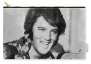 Elvis Presley Rock N Roll Star Carry-all Pouch