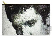 Elvis Love Me Tender Mosaic Carry-all Pouch