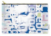Elvis Presley On Facebook Carry-all Pouch