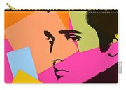 Elvis Presley Pop Art Carry-all Pouch