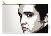 Elvis Presley Portrait Art Carry-all Pouch