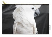 Elvis The Cockatoo II The Profile Shot Carry-all Pouch