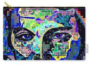 Elvis The King Abstract Carry-all Pouch