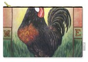 Elvis The Rooster Carry-all Pouch