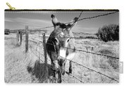 Elwood In Montana Carry-all Pouch