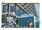 Embarcadero Buildings In San Francisco-california  Carry-all Pouch