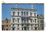 Embassy Building Venice Italy Carry-all Pouch