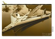 Emblem In Sepia Carry-all Pouch