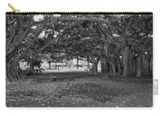 Embraced By Trees Carry-all Pouch