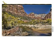 Emeral Pools Trail - Zion Carry-all Pouch