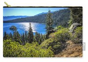 Emerald Bay Lake Tahoe California Carry-all Pouch