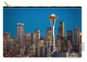 Emerald City Evening Carry-all Pouch