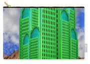 Emerald Desert Palm Springs Carry-all Pouch