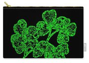 Emerald Isle Shamrocks  Carry-all Pouch