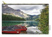 Emerald Lake Yoho National Park Carry-all Pouch