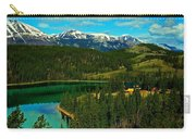 Emerald Lake - Yukon Carry-all Pouch