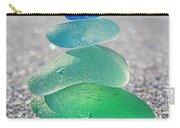 Emerald Light Carry-all Pouch by Barbara McMahon