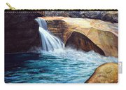 Emerald Pool Carry-all Pouch