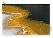 Emerald Pool Yellowstone National Park Carry-all Pouch