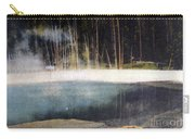 Emerald Pool Yellowstone Np 1928 Carry-all Pouch