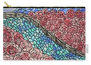 Emerald River Roses Carry-all Pouch