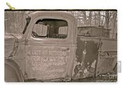 Emergency Truck Carry-all Pouch