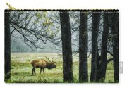 Emerging From The Fog Carry-all Pouch by Priscilla Burgers