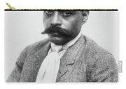 Emiliano Zapata (1879-1919) Carry-all Pouch