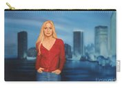 Emily  Miami Skyline Carry-all Pouch