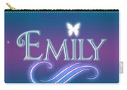 Emily Name Art Carry-all Pouch