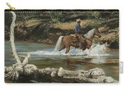 Palomino Crossing Big Creek Carry-all Pouch