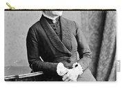 Emma Wedgwood Darwin (1808-1896) Carry-all Pouch