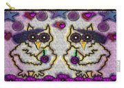 Emo Owls Carry-all Pouch