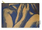 Emotional - Female Nude Portrait Carry-all Pouch