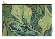Emperor Moth Carry-all Pouch