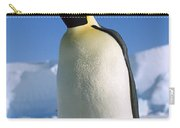 Emperor Penguin Portrait Antarctica Carry-all Pouch