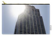 Empire State At Hign Noon Carry-all Pouch