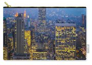 Empire State Building And Midtown Manhattan Carry-all Pouch