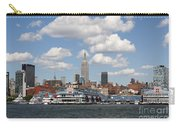 Empire State From The Water Carry-all Pouch