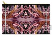 Empress Abstract Triptych Carry-all Pouch